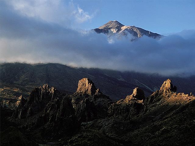 Национальный парк Тейде в Испании: как добраться
